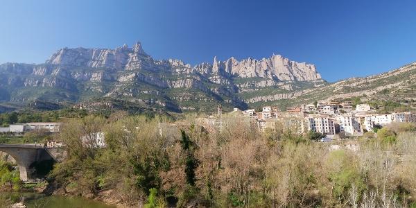 Wandern in Spanien: Von Montserrat auf den Sant Jeroni