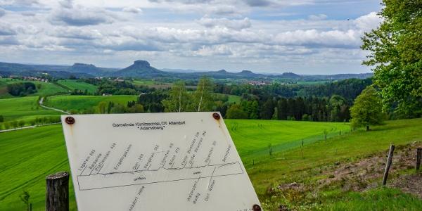 Auf dem Adamsberg bei Altendorf