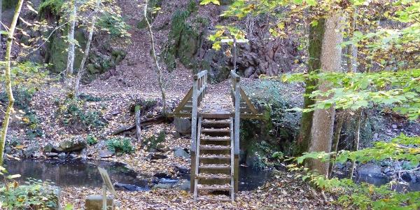 Brücke über die Kleine Kyll