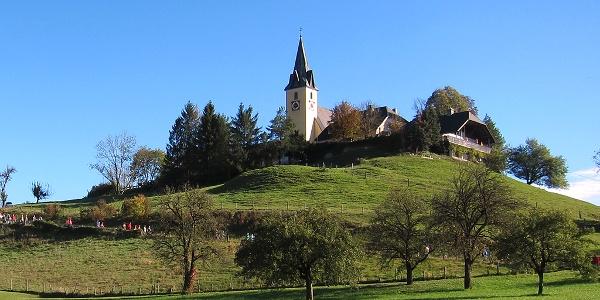 Wallfahrtskirche Frauenstein © Nationalpark Kalkalpen