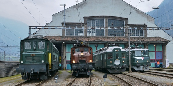 SBB Depot