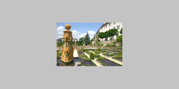 Der Pomeranzengarten