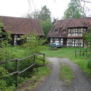 Alte Mühle in Leesten