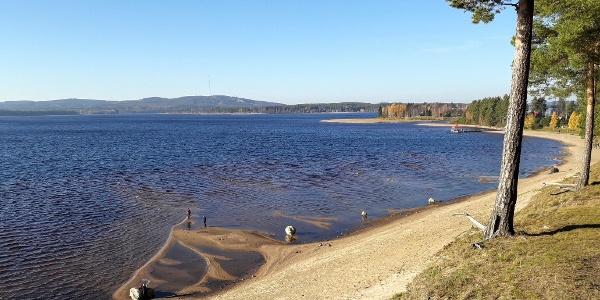 Hiukan luonto-ja kulttuuripolku, Sotkamo Vuokatti Finland