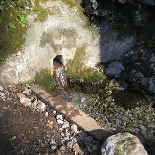Die Quelle Grafenwasser