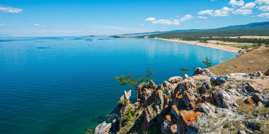 Olkhon Island, Khuzhir, Russland