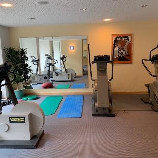Fitnessräume Schweizerhof