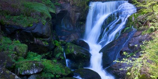 Mittlerer Wasserfall