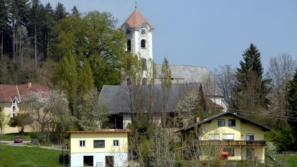 Pfarrkirche Obermühlbach