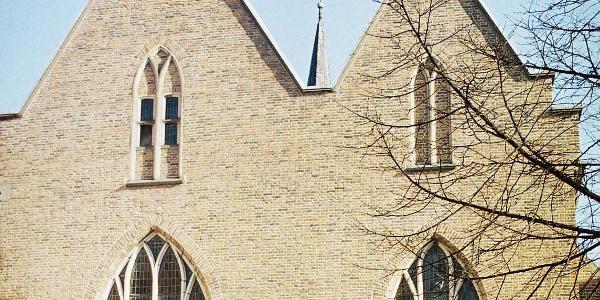 Ansicht Fassade Minoritenkirche