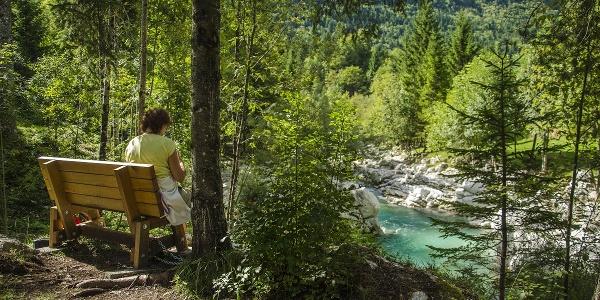 The Small Soča Gorge, Bovec