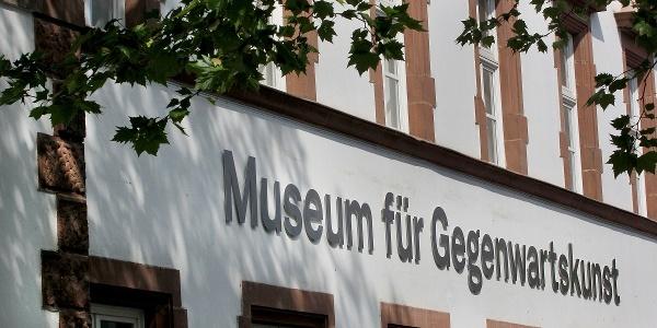 Das historische Telegraphenamt beherbergt das Museum für Gegenwartskunst