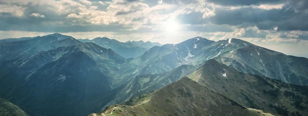Engadiner Bergwelt