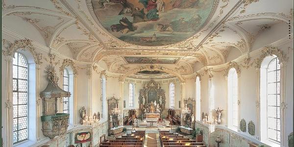St.-Gallus-Kirche, Scheidegg