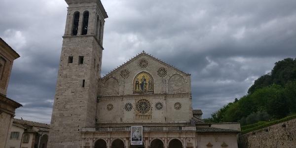 Spoleto - Dom