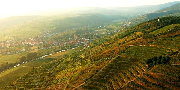 Zur Aussichtswarte am Heiligenstein
