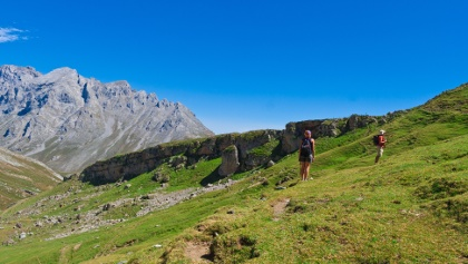 Impressive valleys in the heart of the Picos