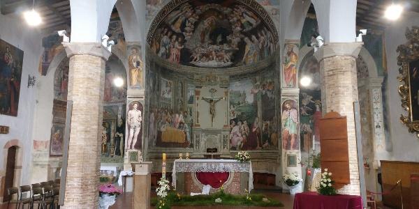 Arrone - Santa Maria Assunta