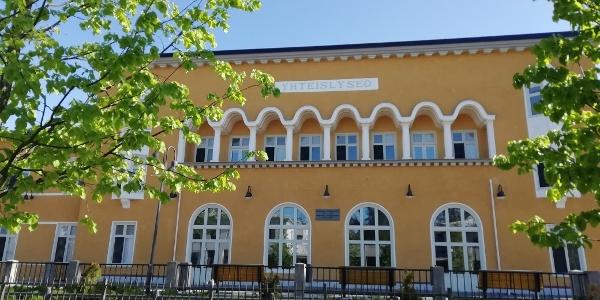Site 3a. Former 'Hotel Turisti' current school in 2019