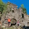 Prada ruins