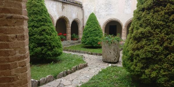Santuario di Santa Maria della Foresta
