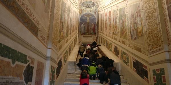 Roma - Scala Santa