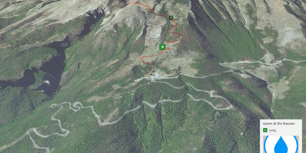 mountain hike in Albania: Hiking Via Dinarica in Kosovo