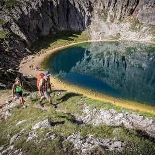 Boè Lake