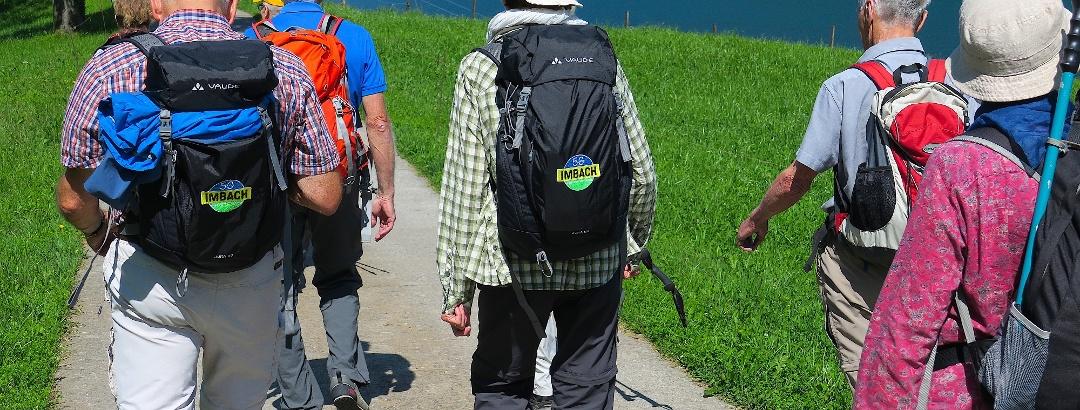 Wandern mit Imbach Reisen.