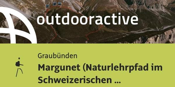 Bergtour in Graubünden: Margunet (Naturlehrpfad im Schweizerischen Nationalpark)