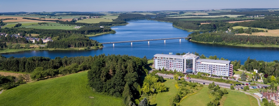 Das Bio Seehotel in Zeuenroda
