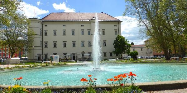 Schloss Porcia, Spittal