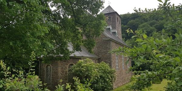 Kirche in Burg