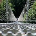 Dei neue Hängebrücke
