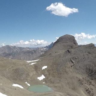 Adesso affrontiamo l'ultimo tremila di giornata: la Breite Krone (3079 m).