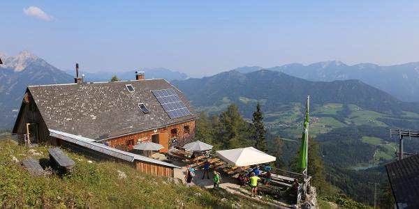 Die Zellerhütte