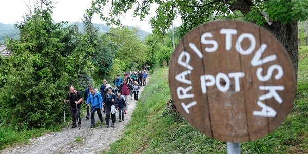 The Trail of the Trappists