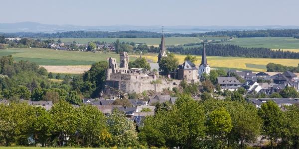 Burgstadt Kastellaun