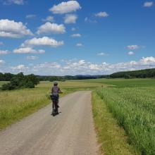 Auf der Tour zwischen Kirkel und Limbach