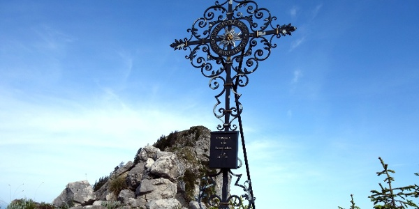 Törlspitzkreuz 1510m
