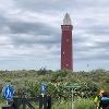 Radtour Renesse -West Leuchtturm - Renesse