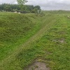 Steep Defensive Ditch