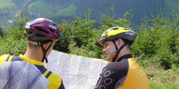 Mountainbiken in Bad Peterstal-Griesbach