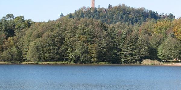 la tour du Waldeck
