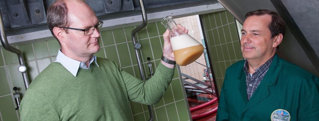 Brauereishooting -  BÜRGERBRÄU BAD REICHENHALL AUGUST RÖHM & SÖHNE KG