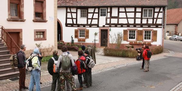 Siersthal, maison de 1777