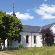 Kirche von Scheiden