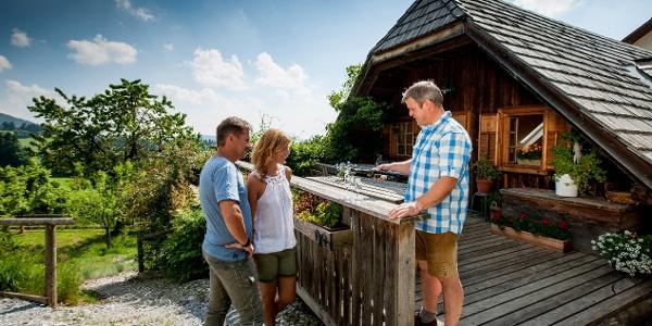 Schnapsverkostung (c) Oststeiermark Tourismus, Tom Lamm