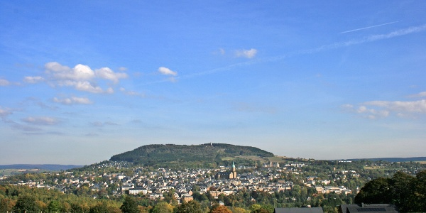 Bergbaulandschaft Pöhlberg