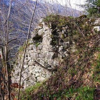 Dalaas, Ruine Bürgle